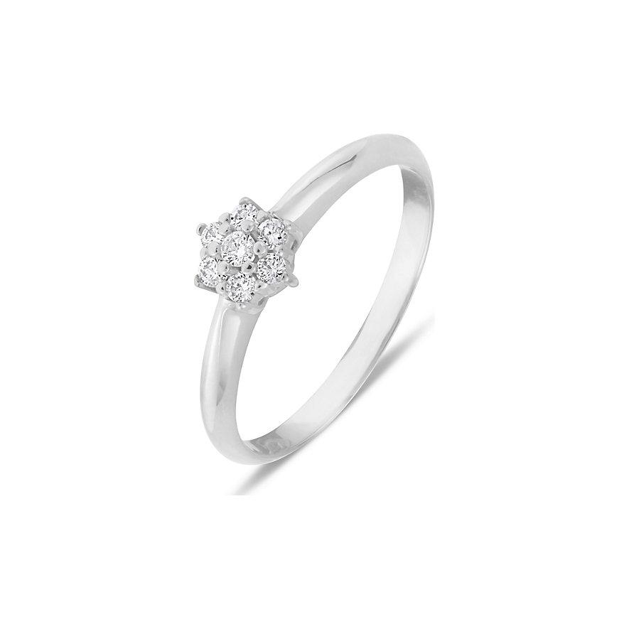 CHRIST Diamonds Damenring 60074453