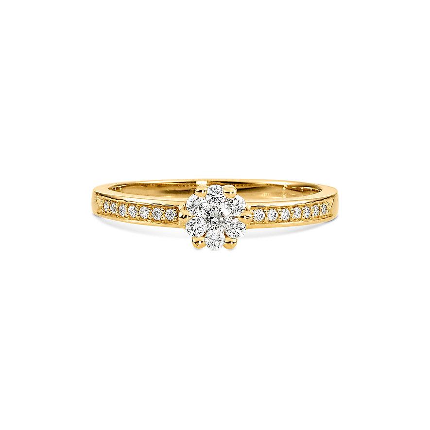 CHRIST Diamonds Damenring 60074887