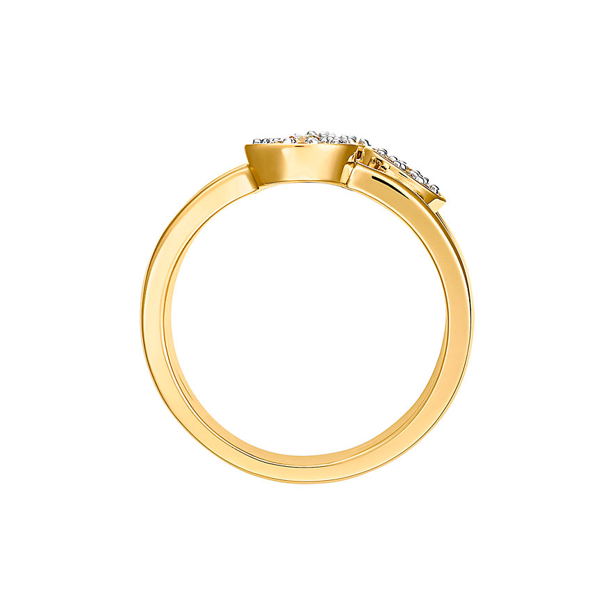 CHRIST Diamonds Damenring 60094446