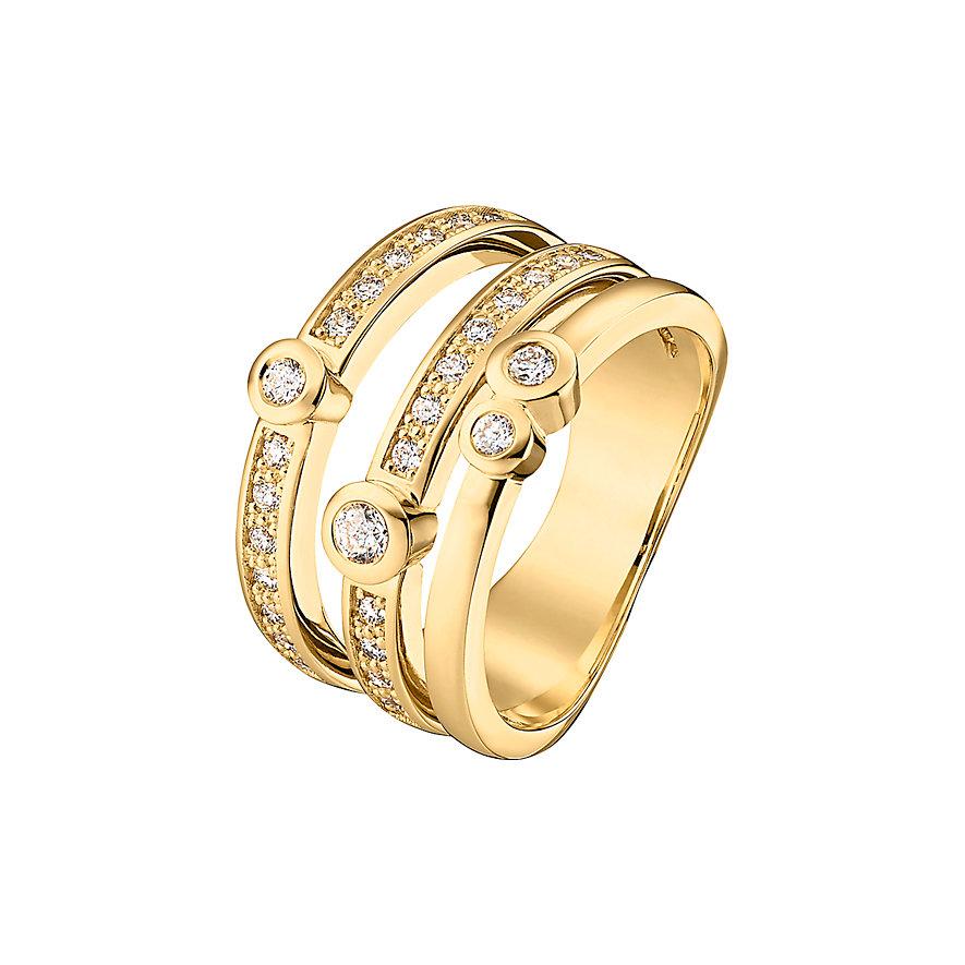 CHRIST Diamonds Damenring 60094462