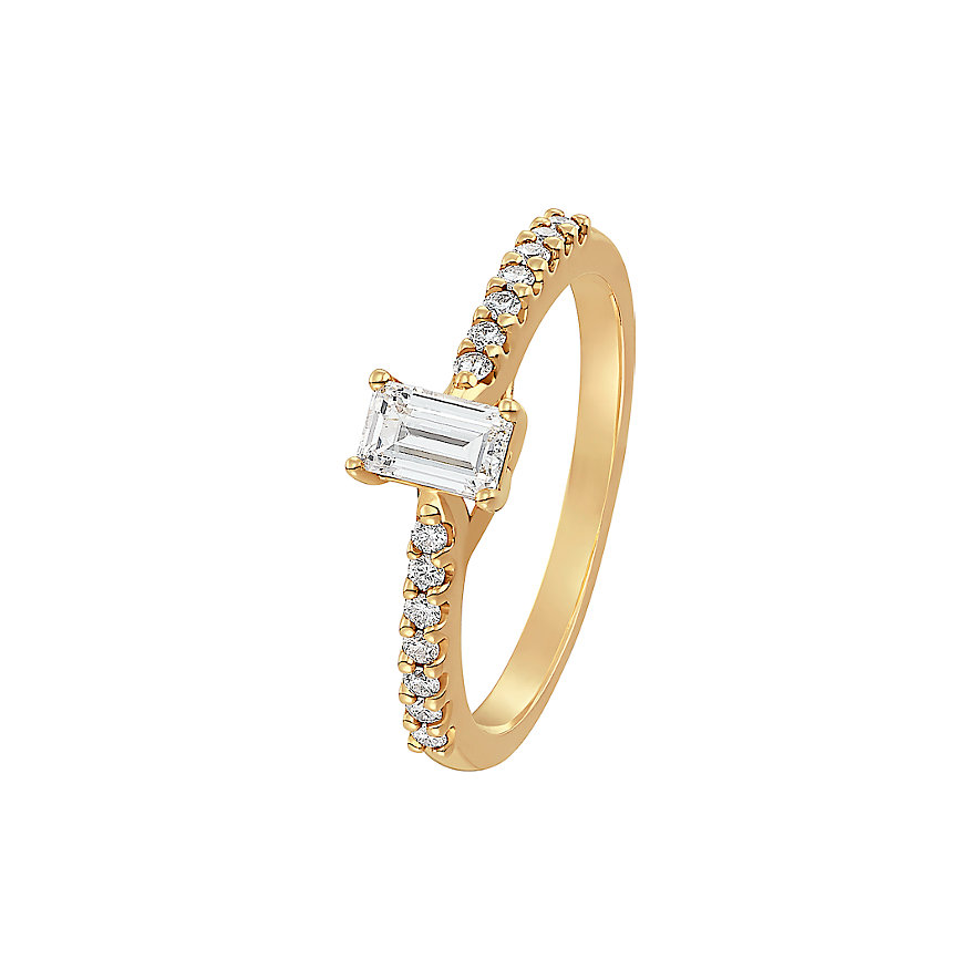CHRIST Diamonds Damenring 60103623