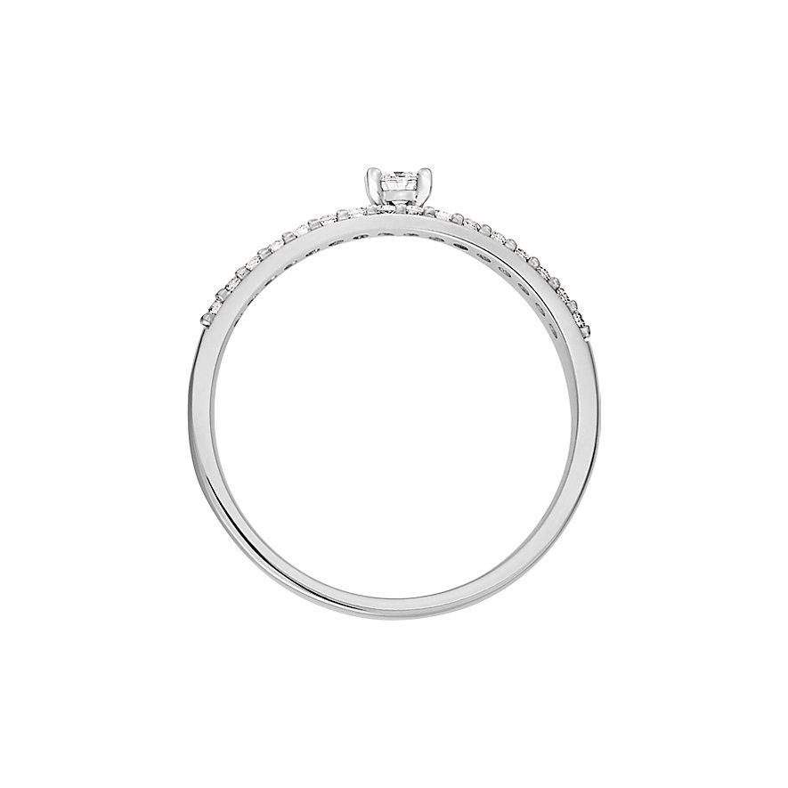 CHRIST Diamonds Damenring 60120145