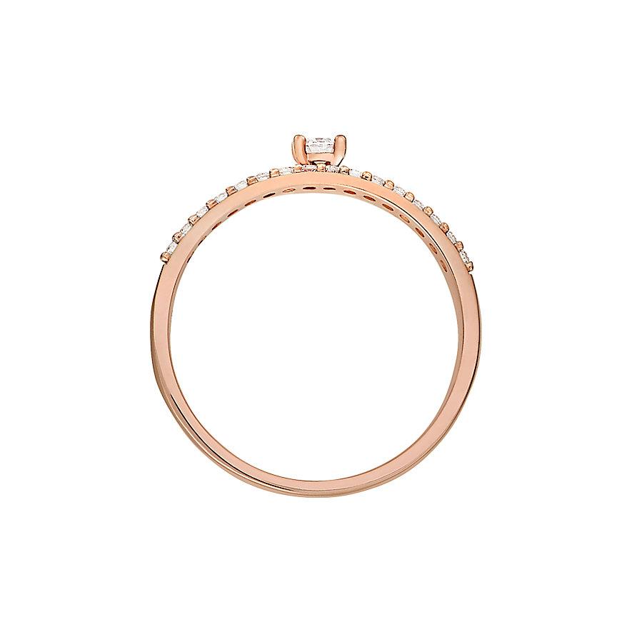 CHRIST Diamonds Damenring 60120153