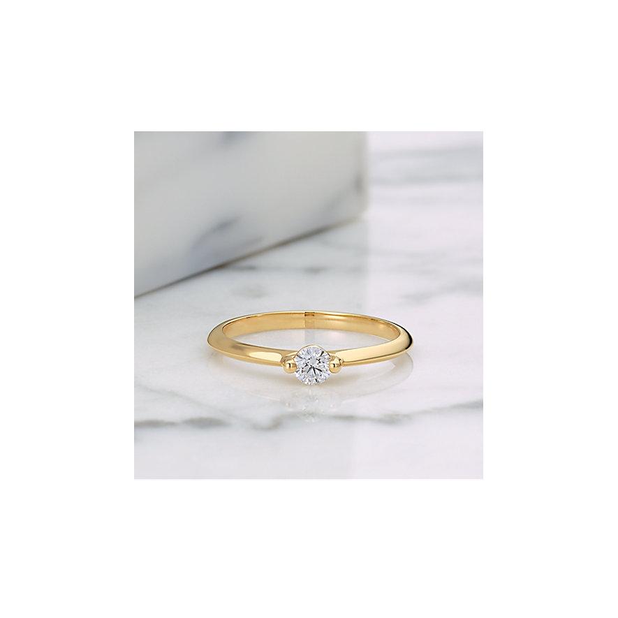 CHRIST Diamonds Damenring 60121486