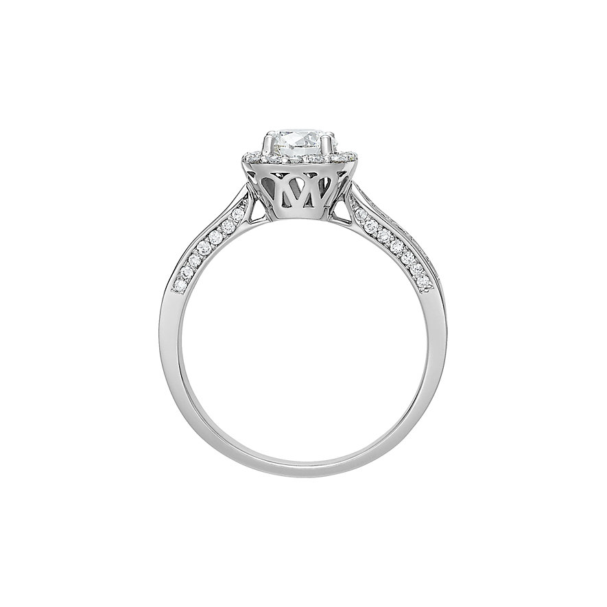 CHRIST Diamonds Damenring 60141461