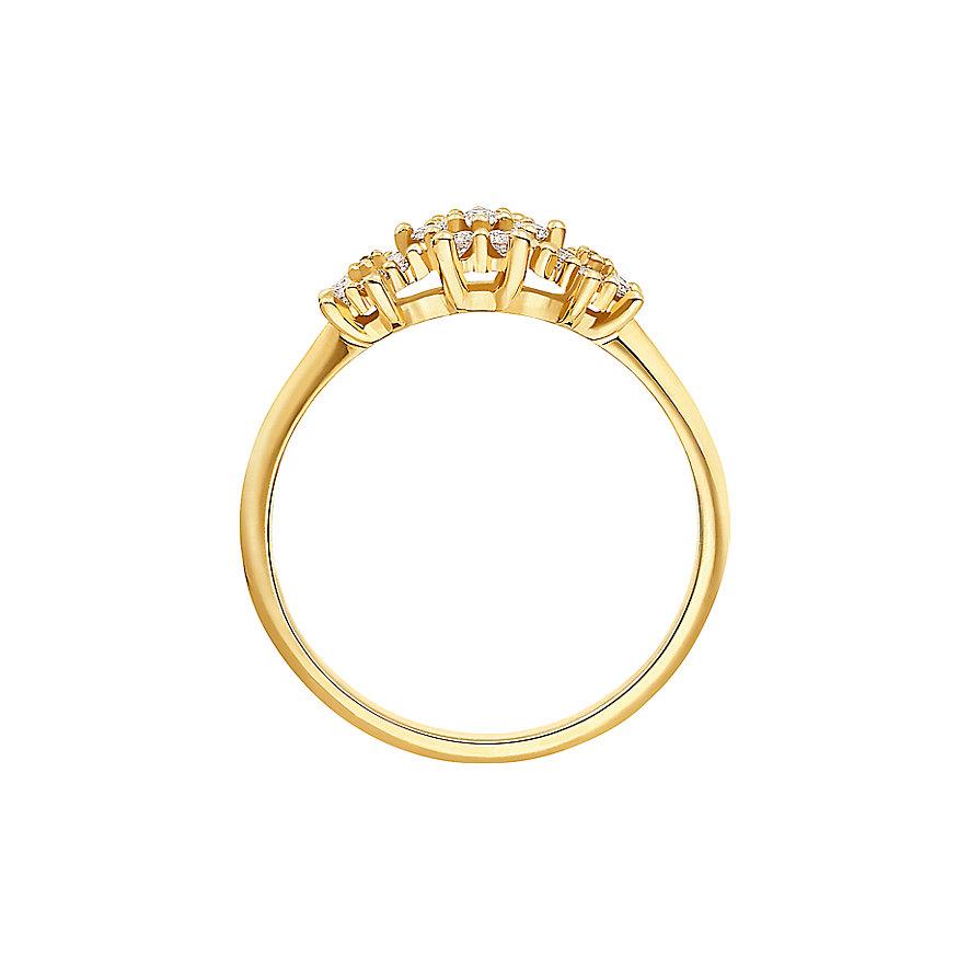CHRIST Diamonds Damenring 60141509