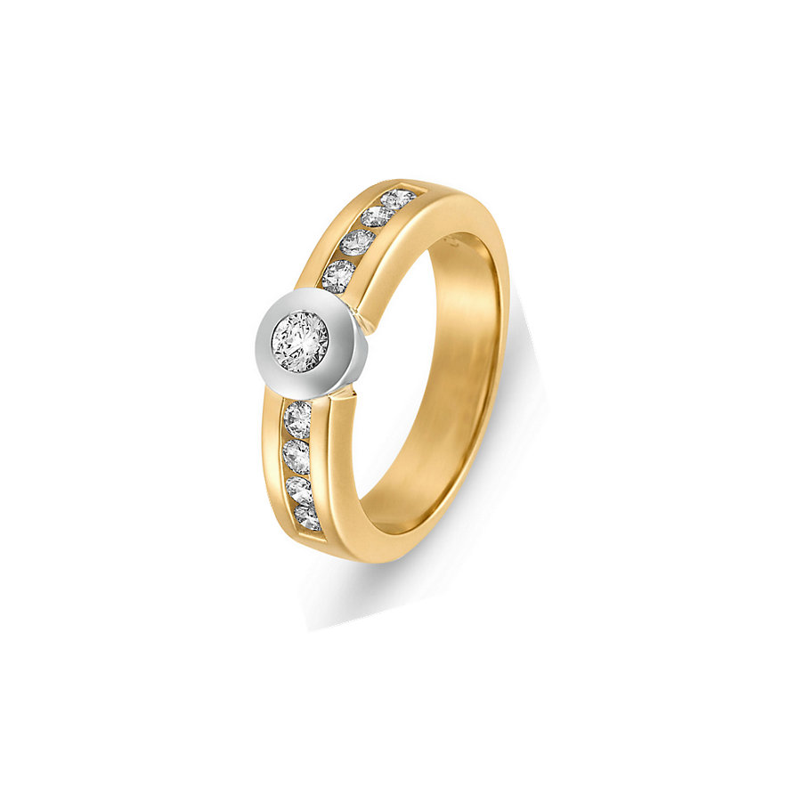 CHRIST Diamonds Damenring 83483938