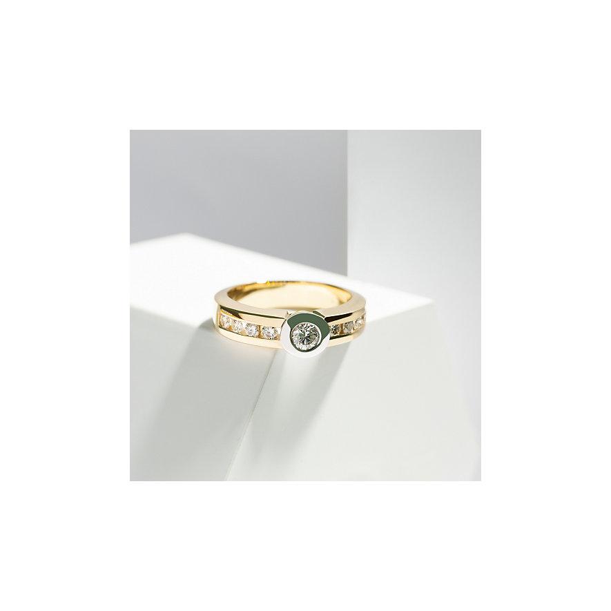 CHRIST Diamonds Damenring 83483962