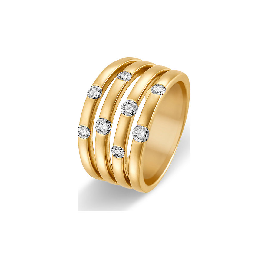 CHRIST Diamonds Damenring 83545100
