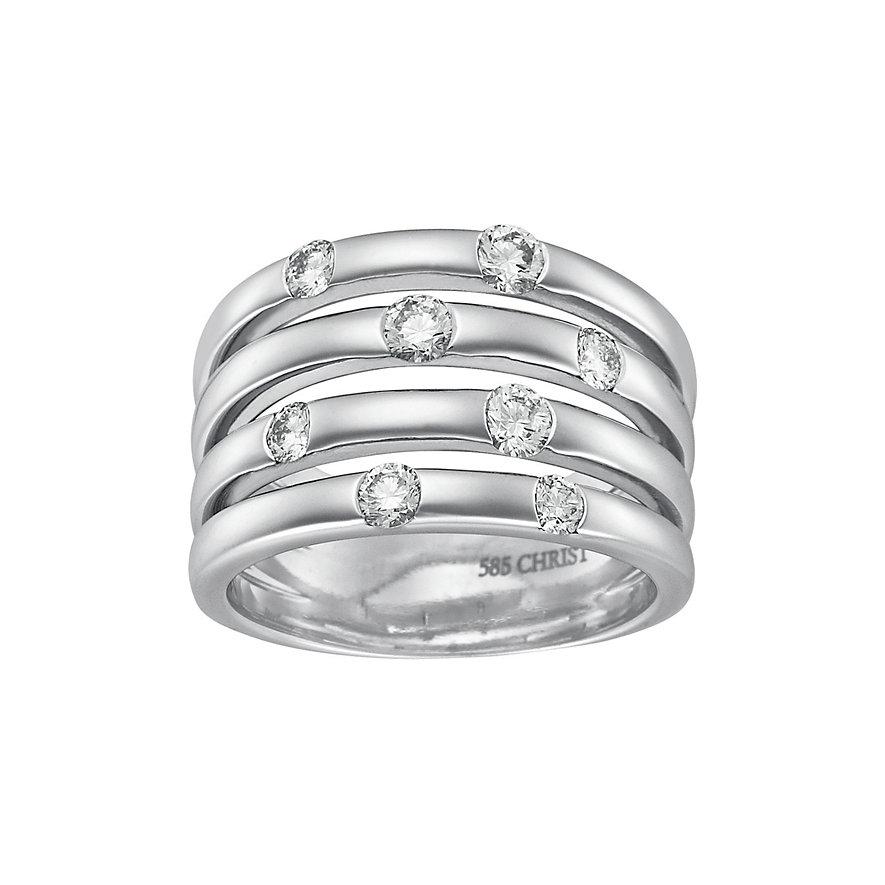 CHRIST Diamonds Damenring 83545240