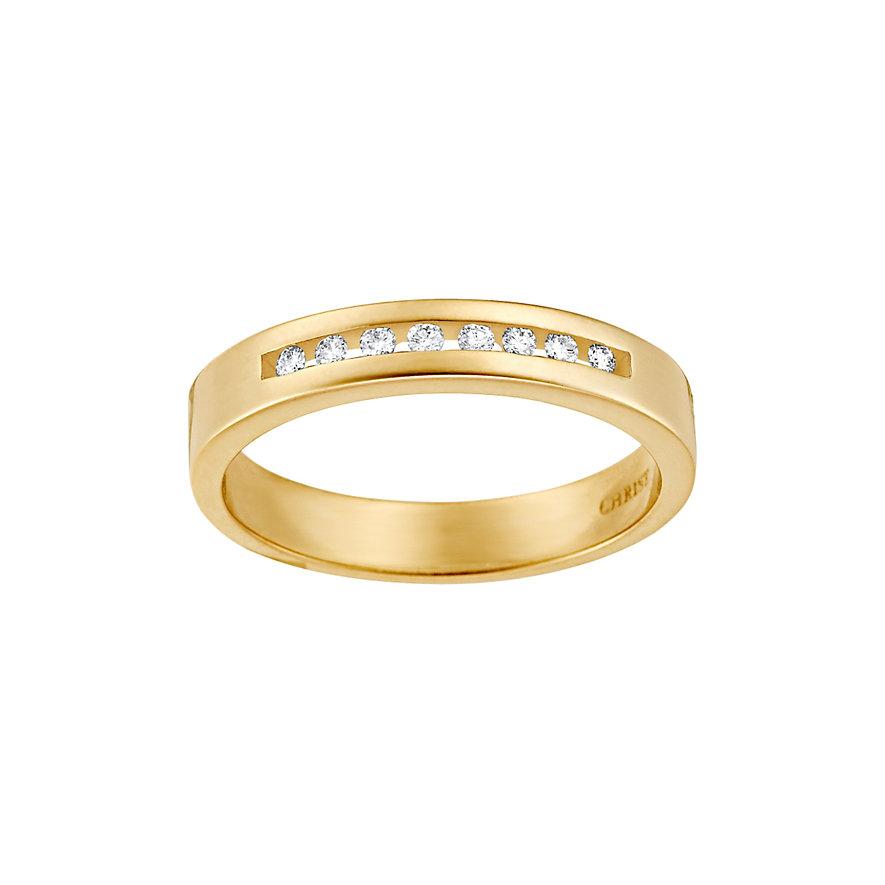 CHRIST Diamonds Damenring 83557443
