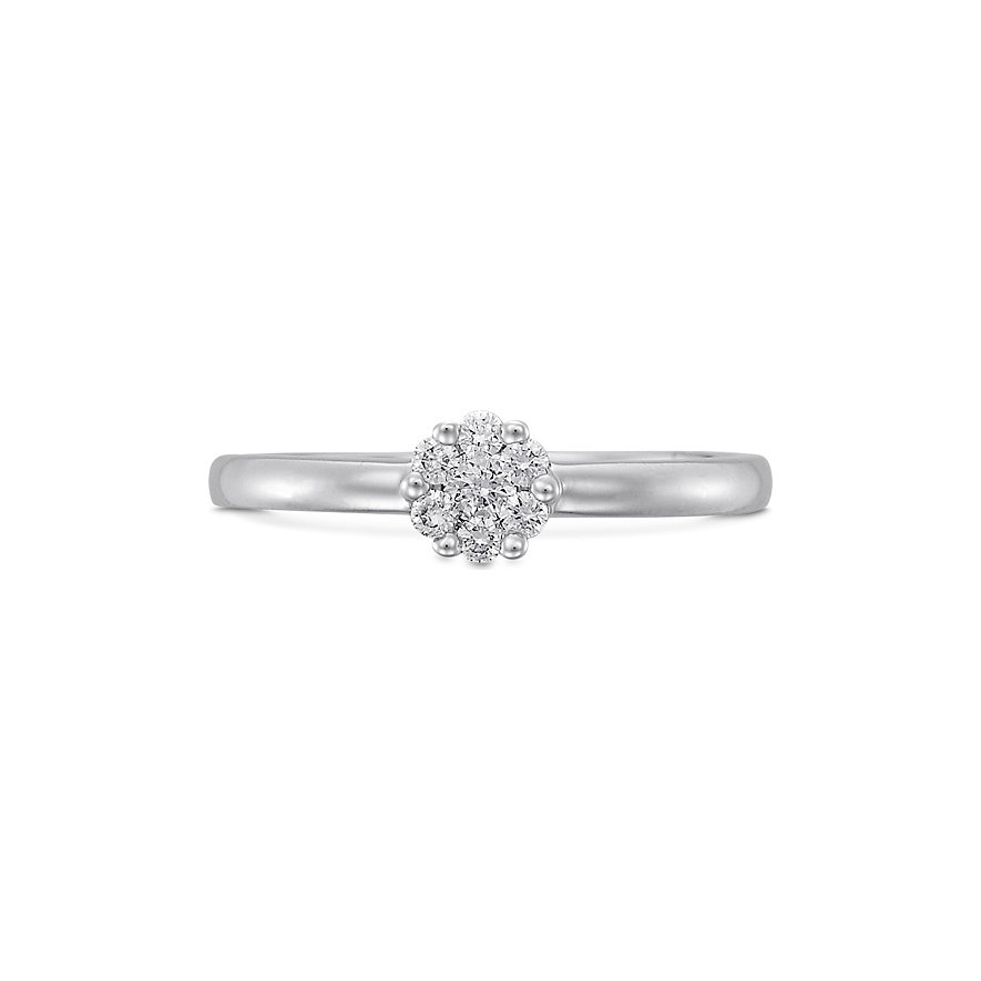 CHRIST Diamonds Damenring 83592923