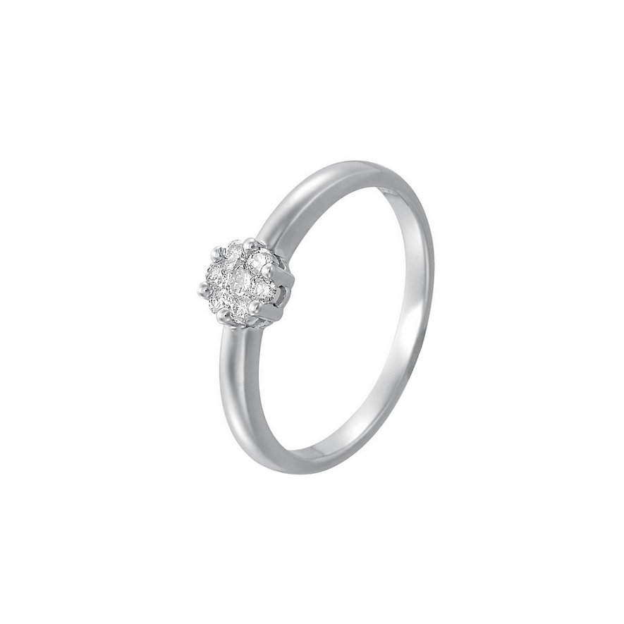 CHRIST Diamonds Damenring 83593016