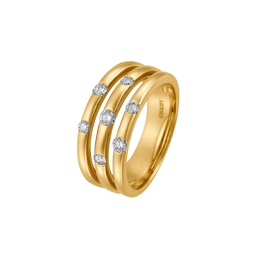 CHRIST Diamonds Damenring 84904120