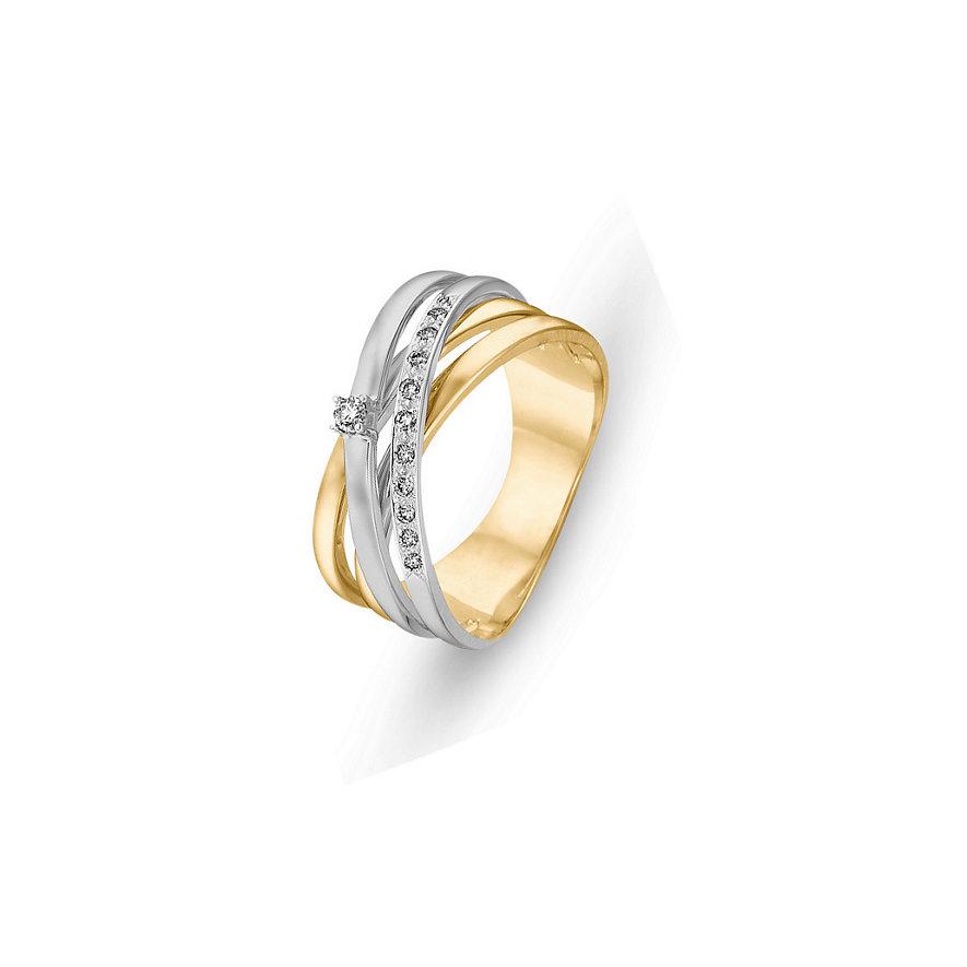 CHRIST Diamonds Damenring 84929395
