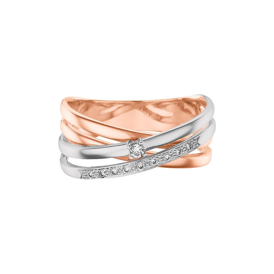 CHRIST Diamonds Damenring 84929514
