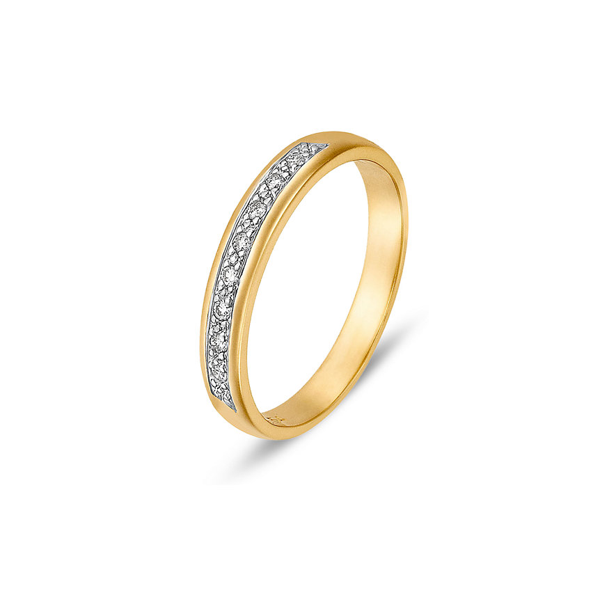 CHRIST Diamonds Damenring 85011294
