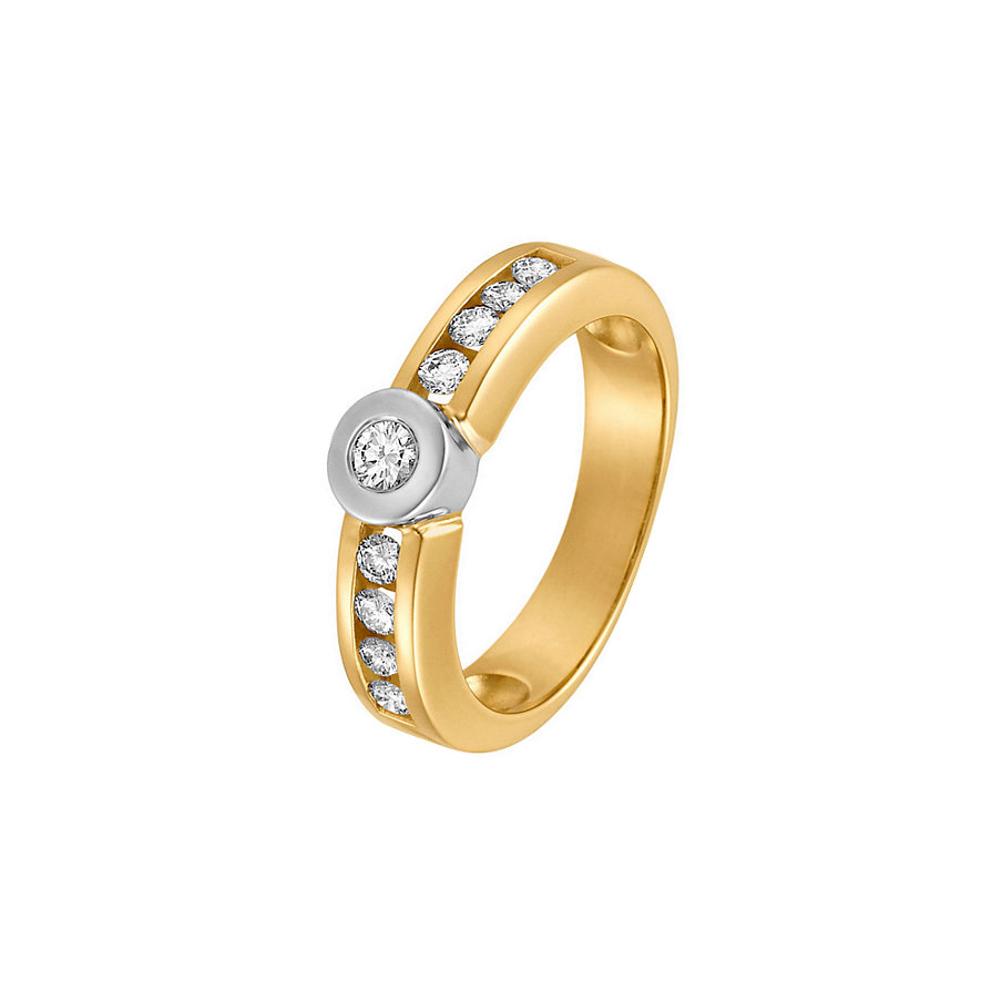 CHRIST Diamonds Damenring 85102311