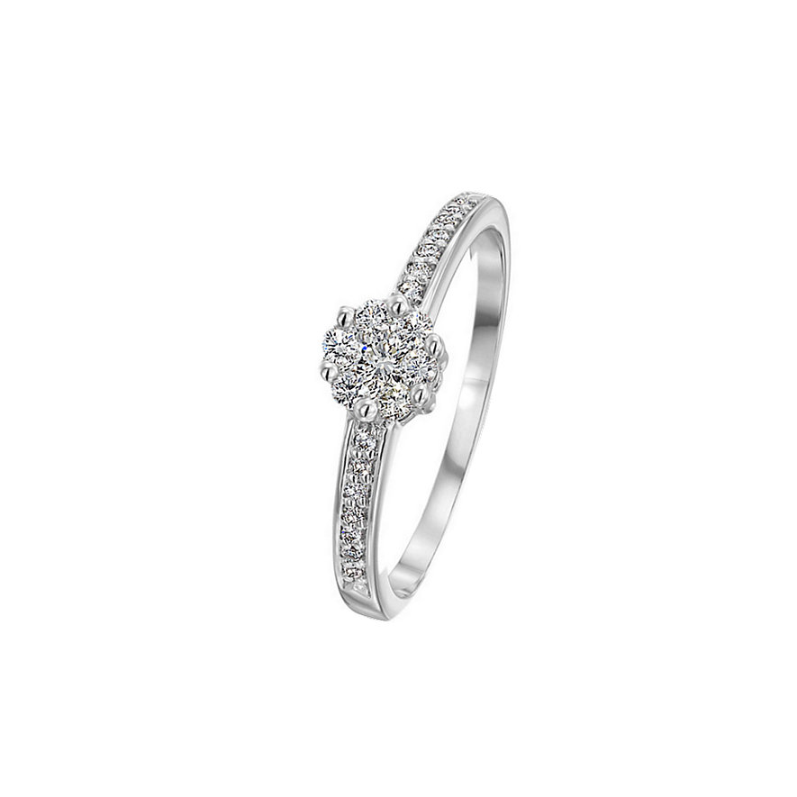 CHRIST Diamonds Damenring 85248790
