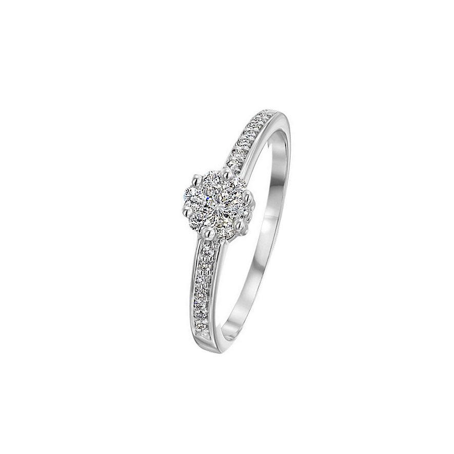 CHRIST Diamonds Damenring 85248804