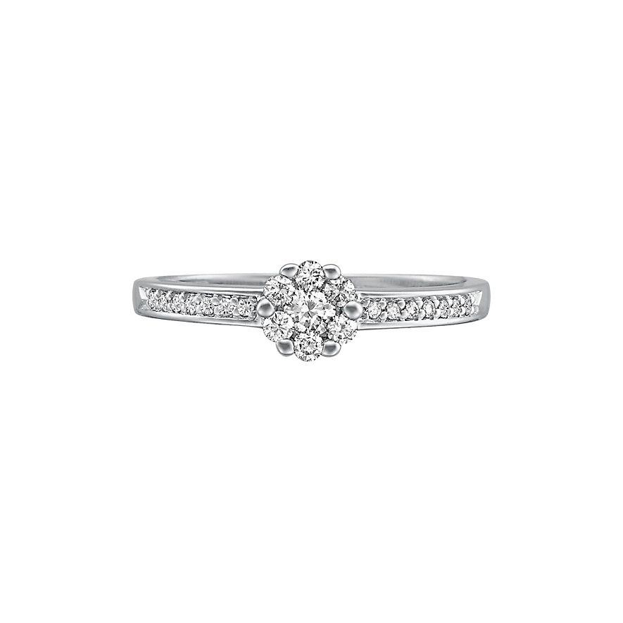 CHRIST Diamonds Damenring 85248812