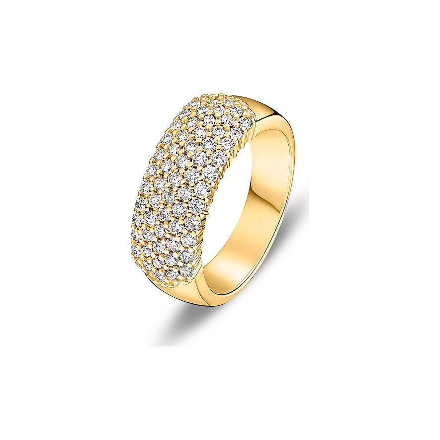 CHRIST Diamonds Damenring 85628259