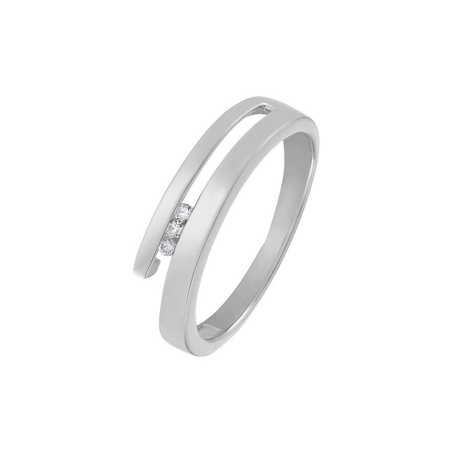 CHRIST Diamonds Damenring 85814117