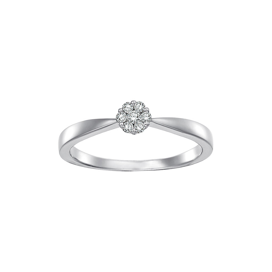 CHRIST Diamonds Damenring 85830597