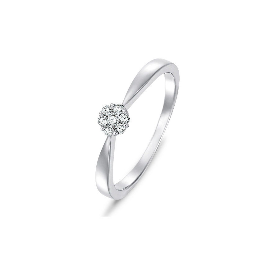 CHRIST Diamonds Damenring 85830600