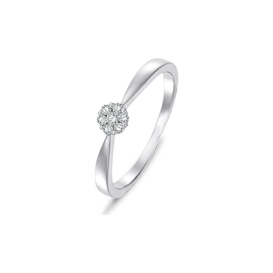 CHRIST Diamonds Damenring 85830619
