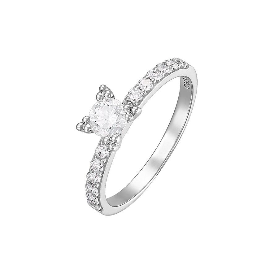 CHRIST Diamonds Damenring 85863193