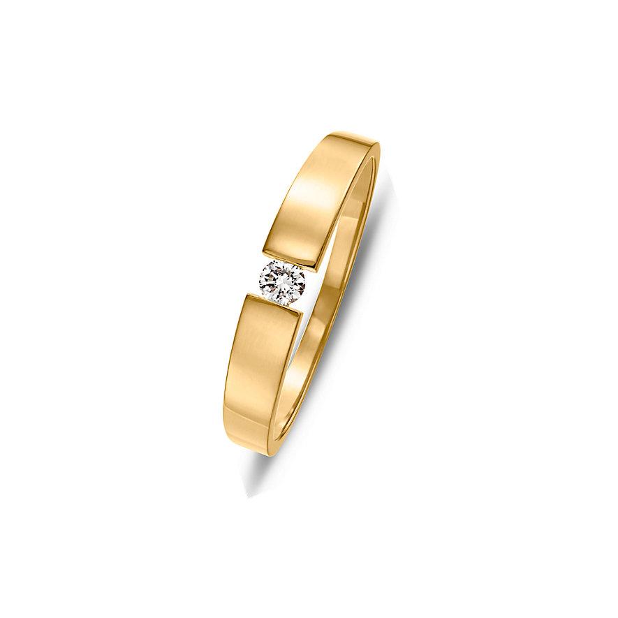 CHRIST Diamonds Damenring 86052628