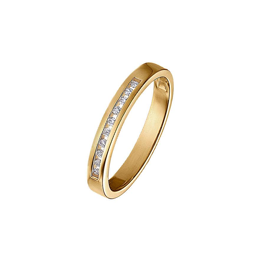 CHRIST Diamonds Damenring 86089122