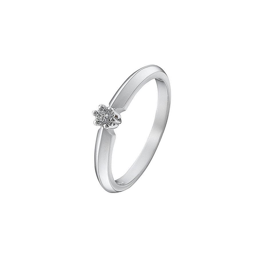CHRIST Diamonds Damenring 86237334