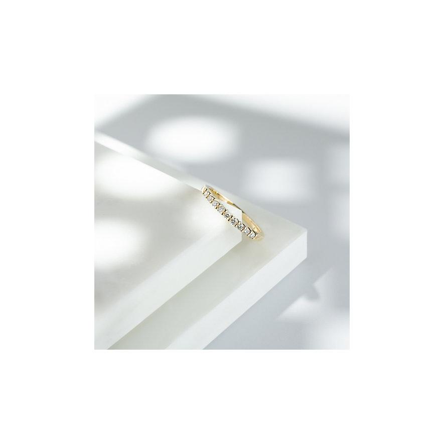 CHRIST Diamonds Damenring 86260018