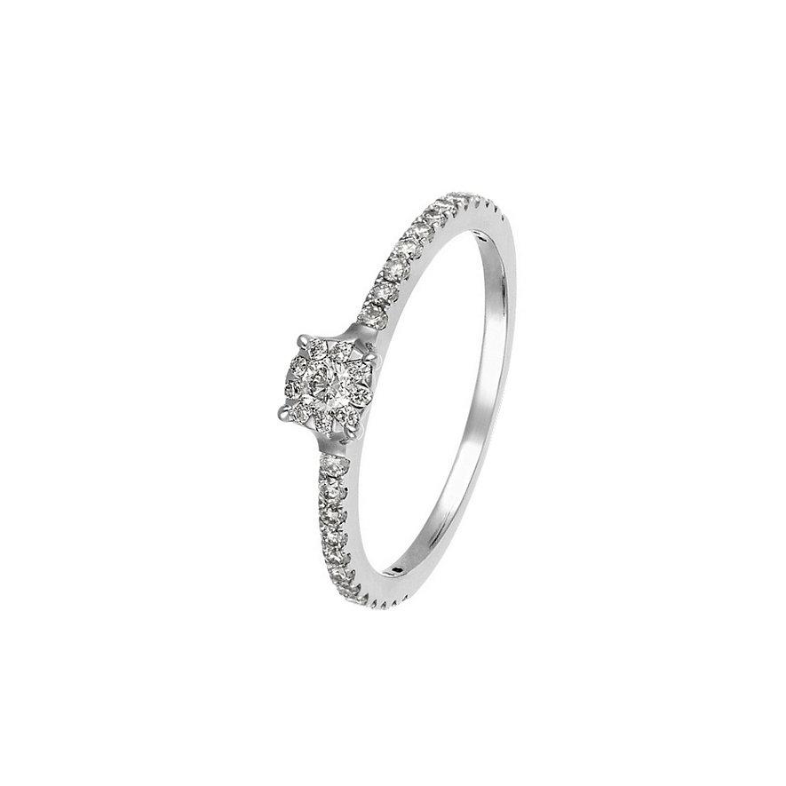 CHRIST Diamonds Damenring 86331632