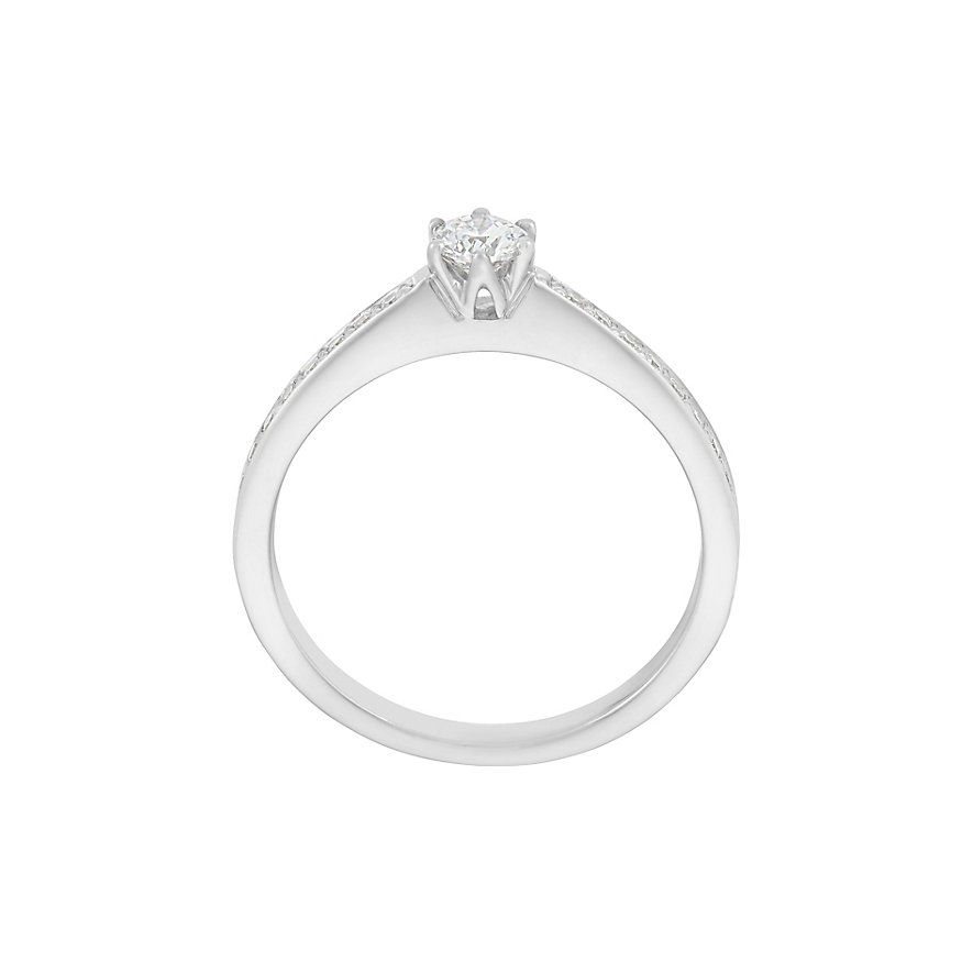 CHRIST Diamonds Damenring 86419017