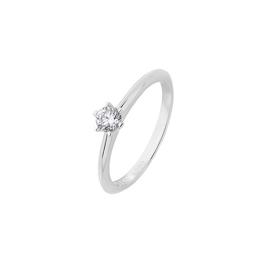 CHRIST Diamonds Damenring 86420163