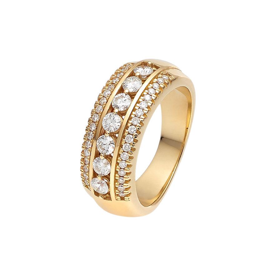 CHRIST Diamonds Damenring 86469456