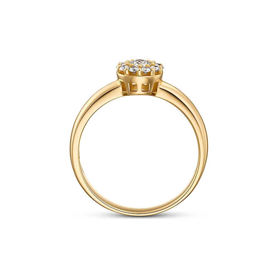 CHRIST Diamonds Damenring 86470136