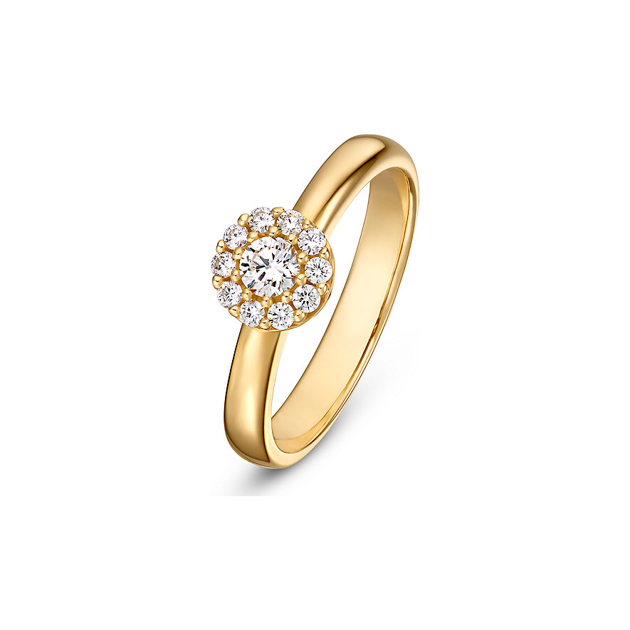 CHRIST Diamonds Damenring 86470144