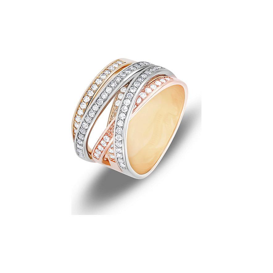CHRIST Diamonds Damenring 86486911