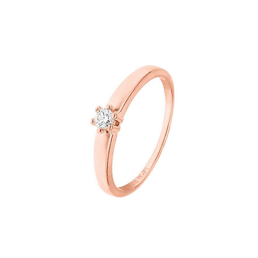 CHRIST Diamonds Damenring 86516357