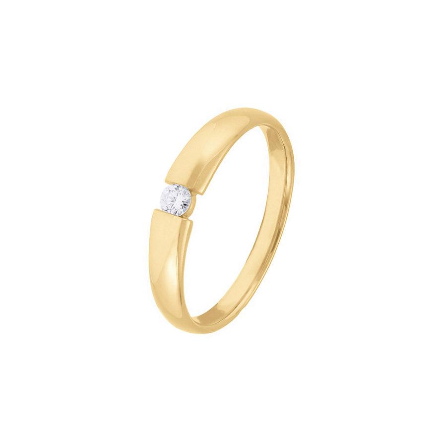 CHRIST Diamonds Damenring 86519046