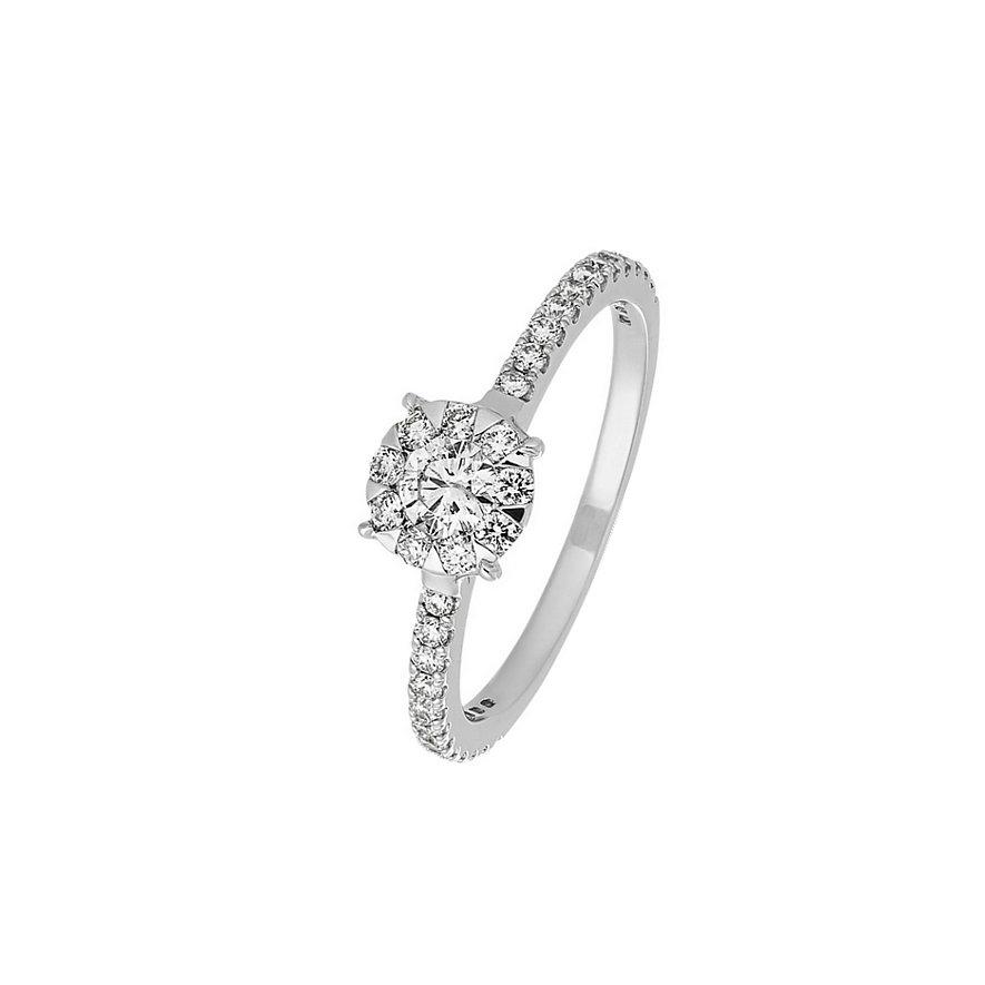 CHRIST Diamonds Damenring 86756544