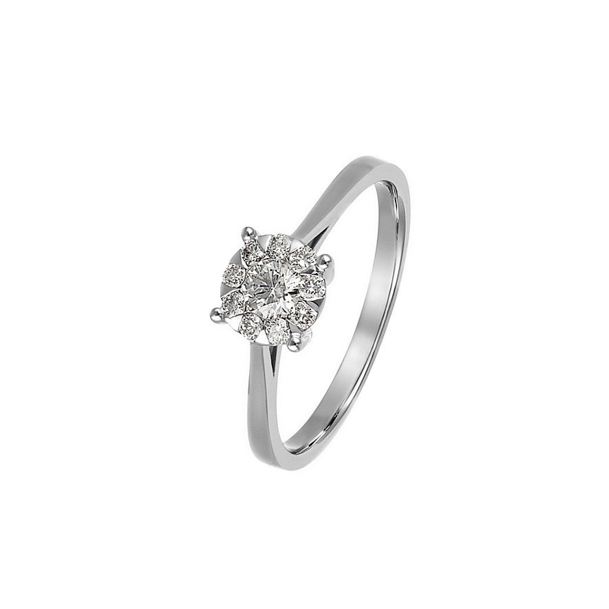 CHRIST Diamonds Damenring 86756668