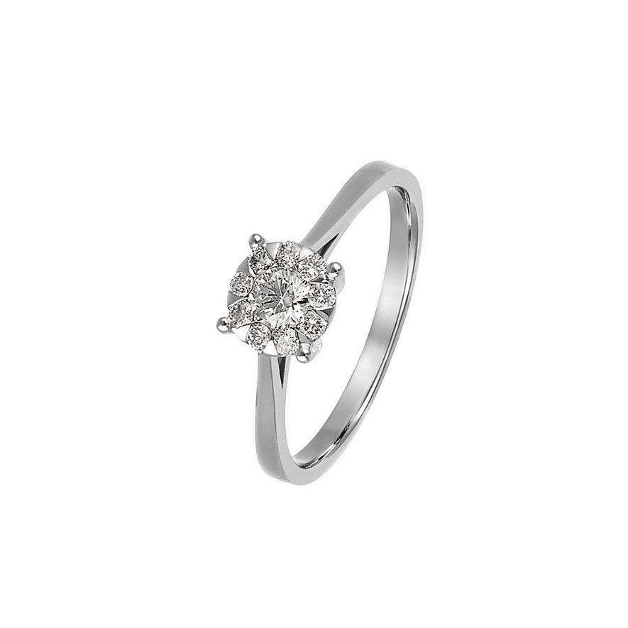 CHRIST Diamonds Damenring 86756684