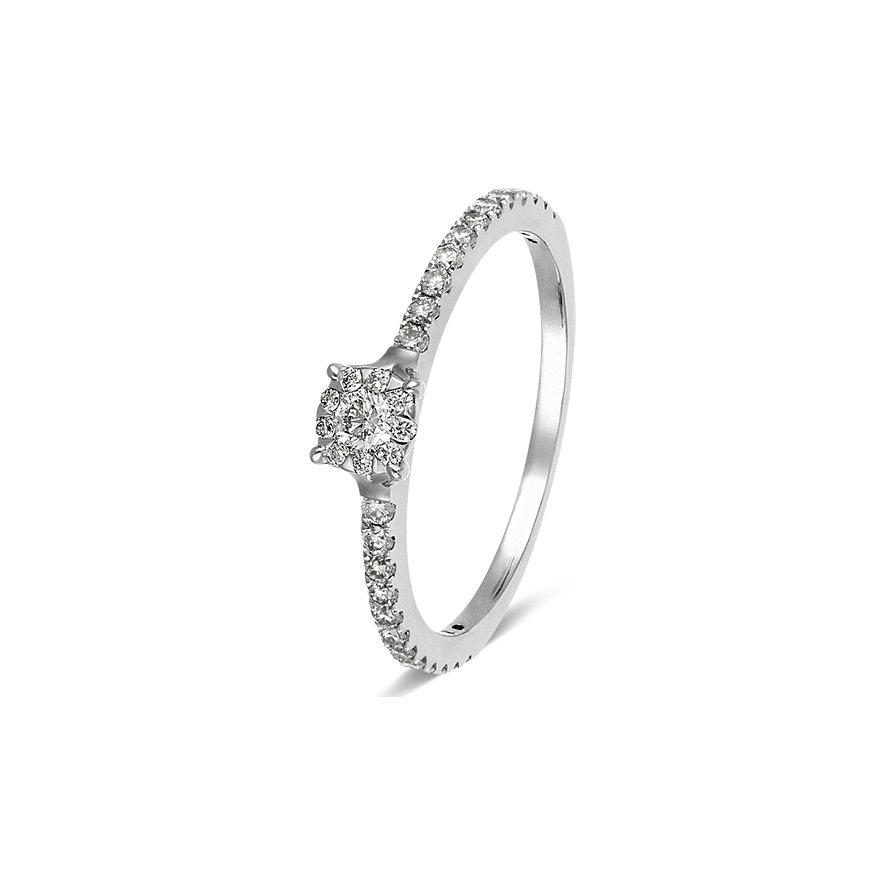 CHRIST Diamonds Damenring 86757443
