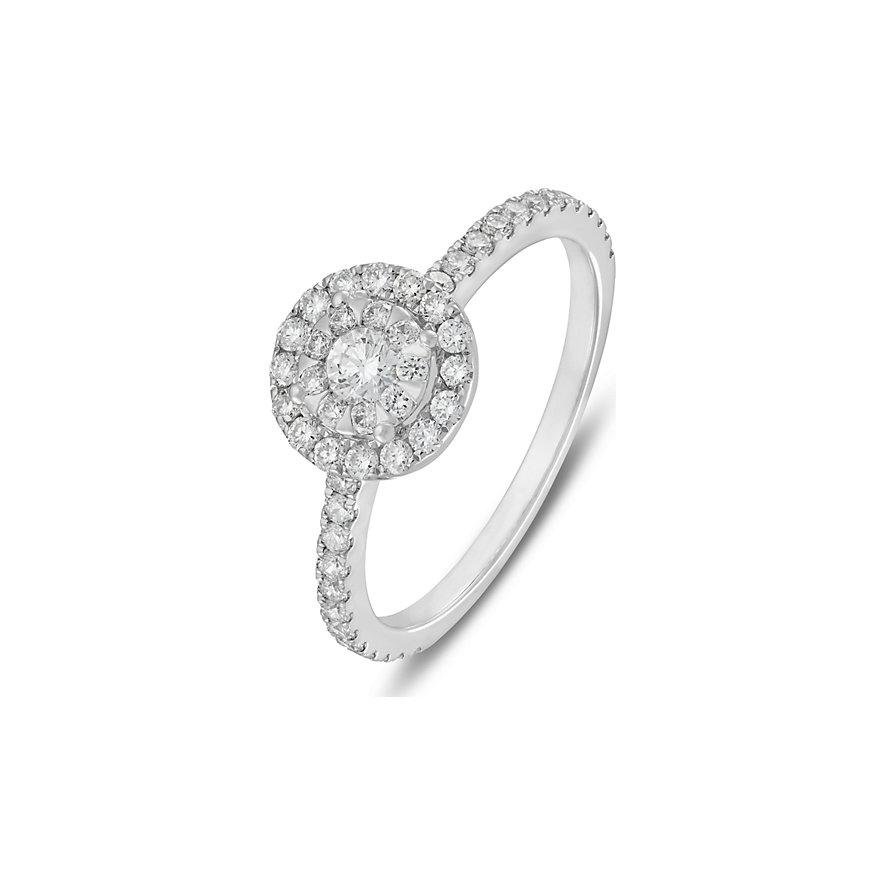 CHRIST Diamonds Damenring 86759004
