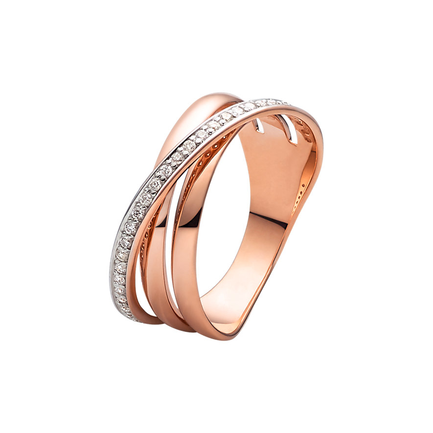 CHRIST Diamonds Damenring 86770628